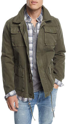 Joe's Jeans Men's Tribe Twill Army Jacket