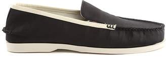 Sperry Black Boat Loafer