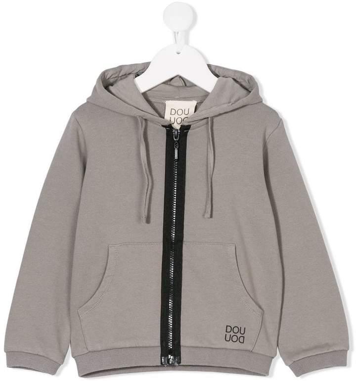 Douuod Kids zipped hoodie
