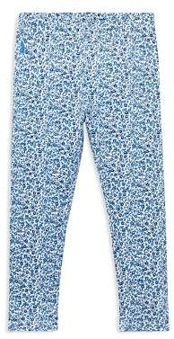 Ralph Lauren Girls' Floral Leggings - Little Kid