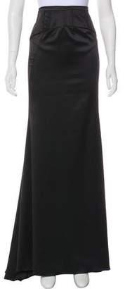 Just Cavalli A-Line Maxi Skirt