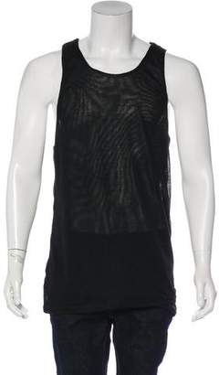 Represent Knitted Tank Top Shirt