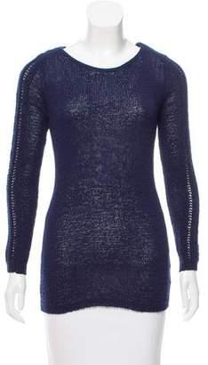Rachel Zoe Long Sleeve Scoop Neck Sweater w/ Tags
