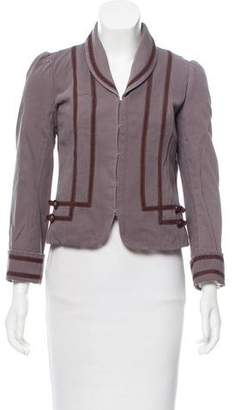 Marc by Marc Jacobs Long Sleeve Casual Jacket