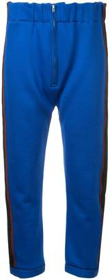 Marni cropped track trousers
