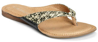 Aerosoles Pocketbook Flip-Flops Women Shoes