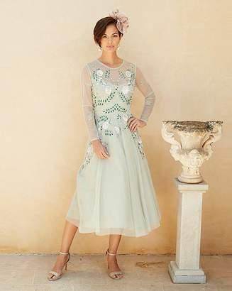 eea6e605ae5 Green Beaded Dresses - ShopStyle UK
