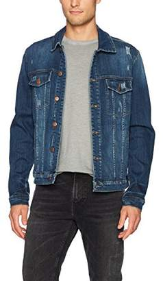 Joe's Jeans Men's Rouge Denim Jacket