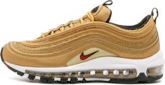 Nike W Air Max 97 OG QS Metallic Gold/Varsity Red