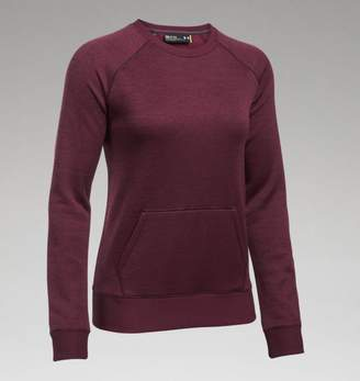 Under Armour UA Womens Storm Sweaterfleece Crew