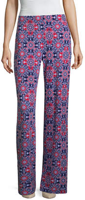 Liz Claiborne Pull on Pant - Tall Inseam 29.5