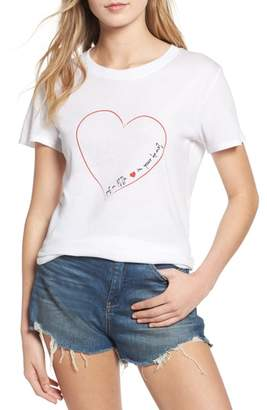 Sub Urban Riot Sub_Urban Riot Put a Little Love in Your Heart Slouched Tee