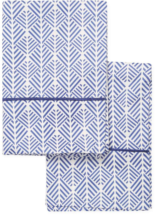 Arrows Cotton Pillowcases (Set of 2)