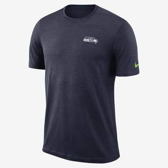 Nike Dri-FIT Coach (NFL Seahawks) Men's Short Sleeve Football Top