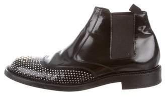 Saint Laurent 2013 Stud Embellished Boots