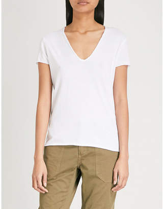 Zadig & Voltaire Skull Story cotton-jersey T-shirt