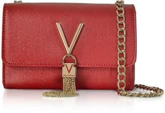 84361b02e902 Mario Valentino Valentino By Eco Grained Leather Marilyn Mini Shoulder Bag