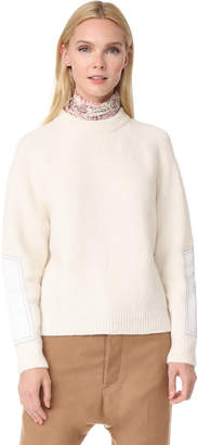 Belstaff Shelby Sweater $595 thestylecure.com
