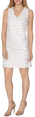 Laundry by Shelli Segal Embellished Shift Dress