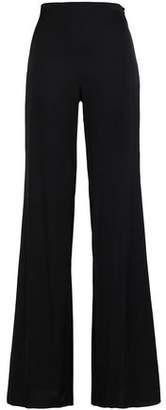 Vionnet Silk-Blend Flared Pants