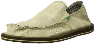 Sanuk Men's Hemp Slip-On Shoe