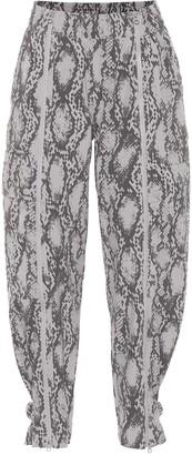 adidas by Stella McCartney Performance printed trackpants
