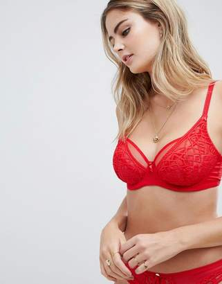Freya Soiree Lace High Apex Fuller Bust Bra