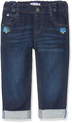 Alphabet Baby Boys' 4m22501-ra T-Shirt (Navy Blue 49), (Manufacturer Size: 3M)