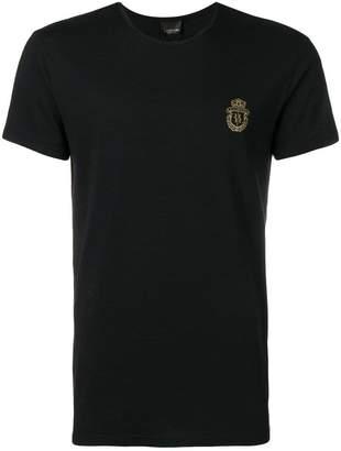 Billionaire logo crewneck T-shirt