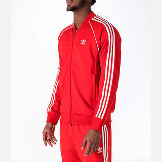 adidas Men's adicolor Superstar Track Jacket