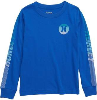 Hurley Line Graphic T-Shirt