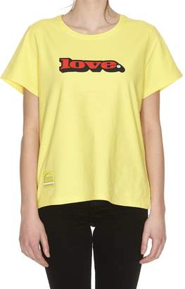 Marc Jacobs Love Printed T-shirt