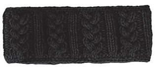 Nirvanna Designs Cable Headband with Fleece