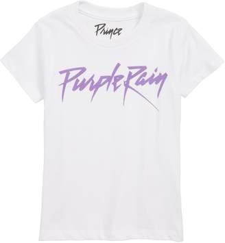 Little Eleven Paris Little ELEVENPARIS Purple Rain T-Shirt