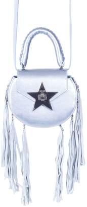 Salar Fringed Leather Shoulder Bag