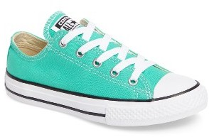 Girl's Converse Chuck Taylor All Star Ox Low Top Sneaker $29.95 thestylecure.com