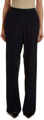 Valentino Satin Pajama Pants