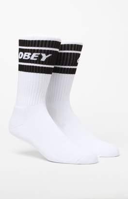 Obey Cooper Deuce Crew Socks