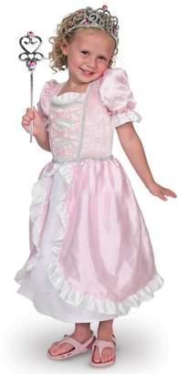 Melissa & Doug Dress Up Princess Costume