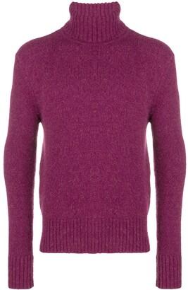 Ami Paris Turtle Neck Sweater