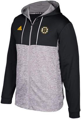 adidas Men's Boston Bruins Two Tone Full-Zip Hoodie