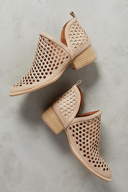 Jeffrey Campbell Jeffrey Campbell Bolton Perforated Booties