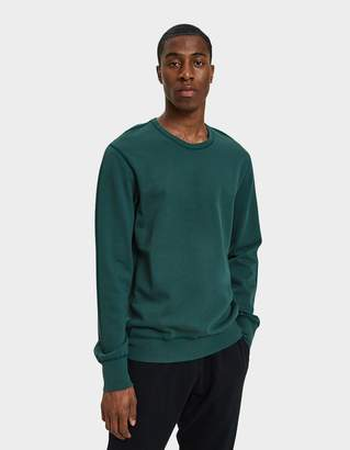 Reigning Champ Terry Crewneck in Court Green