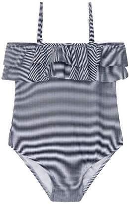 Melissa Odabash Ivy Striped Swimsuit