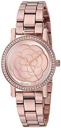Michael Kors Women's 'Norie' Quartz Stainless Steel Casual Watch