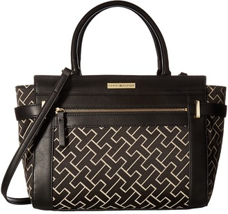 Tommy Hilfiger Claudia Convertible Shopper $89 thestylecure.com