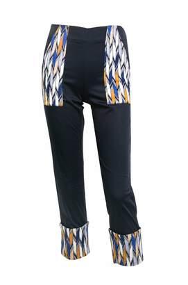 Vhny Modern Pattern Pants