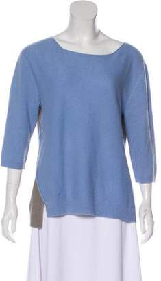 Reed Krakoff Cashmere Colorblock Sweater