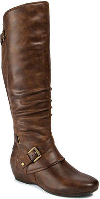 Bare Traps Pabla Wedge Riding Boot - Women's