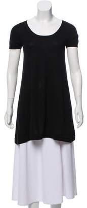 Prada Sport Knit Tunic Top
